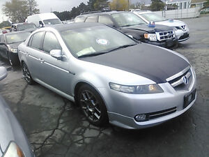 Acura Tl Lip Buy Or Sell Used Or New Auto Parts In Ontario - 2004 acura tl front lip