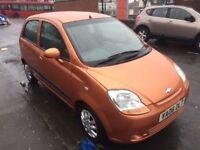 CHEVROLET MATIZ SX 1.0.. 2006 / ONLY 45000 MILES / 5 DOOR / LONG MOT / PERFECT CAR / £795