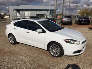 2013 DODGE DART LIMITED 1.4L MULTIAIR TURBO FULLY LOADED