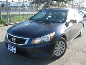 2008 Honda Accord Sdn CLEAN - CERTIFIED*********INSTANT APPROVAL