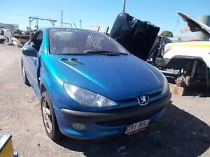 2002 Peugeot 206 Convertible Mount Louisa Townsville City Preview