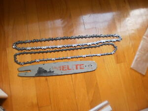 BLADE LAME  homelite chaine pour scie  CHAINSAW