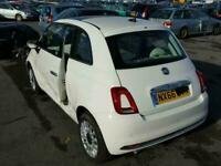 2016 (66) Fiat 500 1.2 LOUNGE BREAKING FOR SPARES PARTS ONLY