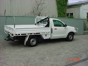 2005 Toyota Hilux Ute Taren Point Sutherland Area Preview