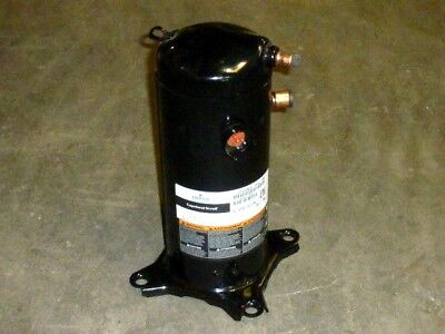 New Copeland Scroll Compressor Zps35ke-pfv-830 208-230v Volts 1ph Phase R-410a