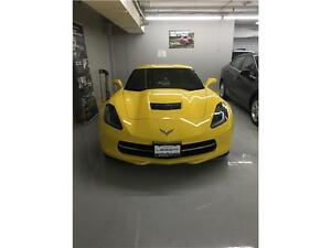 ****2016 Chevrolet Corvette Z51 3LT YELLOW N RDY***TOO FAST**