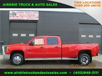 2014 GMC Sierra 3500HD SLE Crew Cab Long Box Dually Diesel