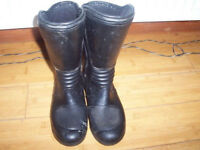 trial or off road boots size 4