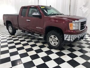 2008 GMC Sierra 1500 SLE Ext Cab V8 4x4 - Like Traded