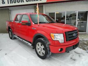 ONE OWNER 2010 FORD FX4 /REAL DEAL CLEAN AS THEY COME