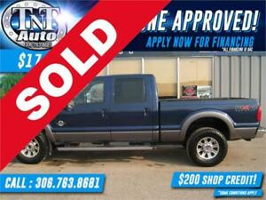 2011 Ford F-350 SD Lariat Crew Cab 4X4-NAV-LEATHER-SUNROOF!