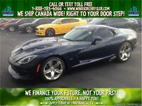 2014 Dodge Viper SRT - $265/WEEK - WINDSORCHRYSLER.COM
