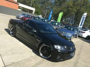 2012 Holden Ute VE II MY12 SS Black Manual Utility Southport Gold Coast City Preview