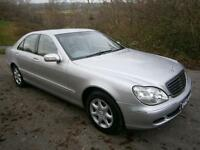 MERCEDES BENZ S320 CDI Saloon