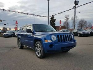 2009 Jeep Patriot Sport!! Low Monthly