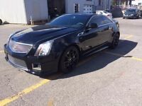 Cadillac CTS-V Coupe SUPERCHARGED.556HP,GPS 2011