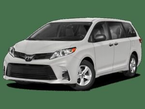 2019 Toyota Sienna SE AWD 7-Passenger Technology Package