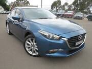 2017 Mazda 3 SP25 Medlow Bath Blue Mountains Preview