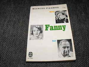 """French Language Paperback """"Fanny"""" by Marcel Pagnol London Ontario image 2"""