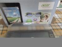 Acer Iconia One 7...B1 730 HD ...16 gb wifi