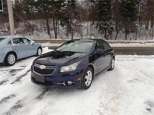 2011 CHEVROLET CRUZE RS...LOADED!! BLUETOOTH & SATELLITE RADIO!!