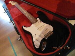 Fender Stratocaster MIJ 1993 ( gauchere )