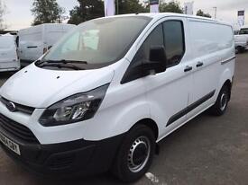 Ford Transit Custom 2.2TDCi ( 100PS ) 2013.5MY 290 L1H1 PANEL VAN