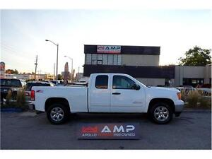 2011 GMC Sierra 1500 SLE CHROME WHEELS RWD 5.3L 6.5FT BOX