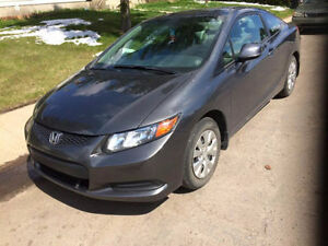 2012 Honda Other LX Coupe (2 door) PRICE REDUCED