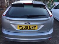 FORD FOCUS 1.6, LONG MOT, 1 PREVIOUS OWNER, RECENTLY SERVICED, 4 SERVICE STAMPS, DRIVES VERY WELL,