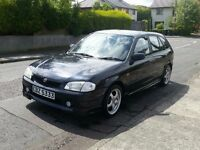 rare wee 2000 mazda 323 sport for sale or swap