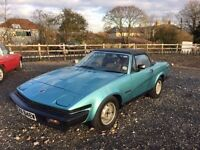 Triumph TR7 DHC- Great fun sportscar just in time for summer!