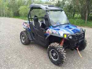 2013 Polaris rzr efi mint 1800 Kms or trade for a ranger