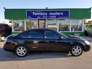 2003 Nissan Altima SE/LOADED/SUNROOF/LEATHER/CLEAN TITLE!!