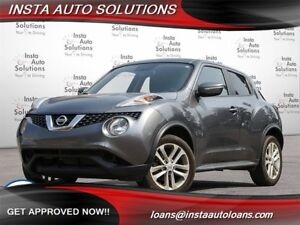2015 Nissan JUKE SV - LOW KM - GREAT ON GAS - Factory Warranty