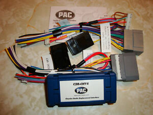 PAC  C2R-CHY4  /  for Radio Replacement - NEW -