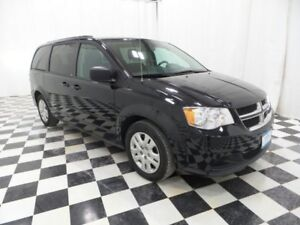 2014 Dodge Grand Caravan SXT - Rear Air + Stow'N Go