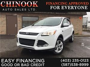 2013 Ford Escape SE EcoBoost 4WD-No Accident,Htd Seats,Rmt Start