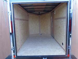 GREAT PRICE, GREAT TRAILER! - 6X10 HAULIN WITH WEDGE NOSE London Ontario image 5