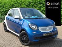 smart forfour NIGHT SKY PROXY PREMIUM T (blue) 2017-04-07
