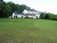 OPEN HOUSE Sat Sept 5 Amazing Country Estate with Waterview