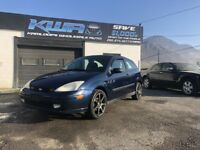 2001 Ford Focus ZX3 Kamloops British Columbia Preview