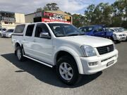 2005 Holden Rodeo RA MY05 LT White 4 Speed Automatic 4D UTILITY Greystanes Parramatta Area Preview