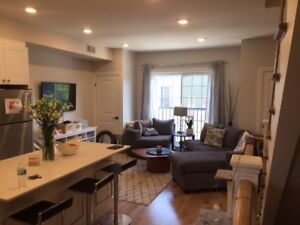 BRAND NEW 2BR Uptown Townhouse Condo (Utilities EXTRA)
