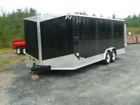 "(new) Royal Cargo 8'5""x22' Enclosed trailer"