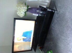 Tv unit and nest of table