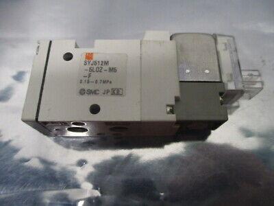 SMC SYJ512M-5LOZ-A5-F Solenoid Valve, 102639