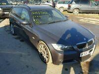 3 Series E91 Touring 330i N53 M Sport Sparkling Graphite Now Breaking!!