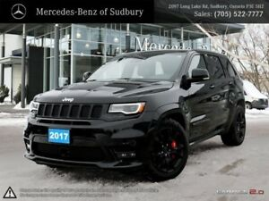 2017 Jeep Grand Cherokee SRT - SUPREME POWER AND UTILITY FOR UP