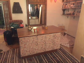 Kitchen island/cabinet